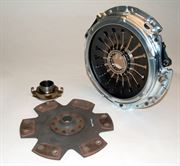 AP Racing: Formula Clutch Kit: Organic Driven Plate: Evo 4 - 6
