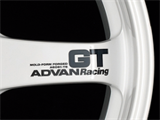 ADVAN: ADGT Sticker