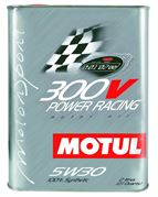 MOTUL: 300V POWER RACING 5W30 (2L)
