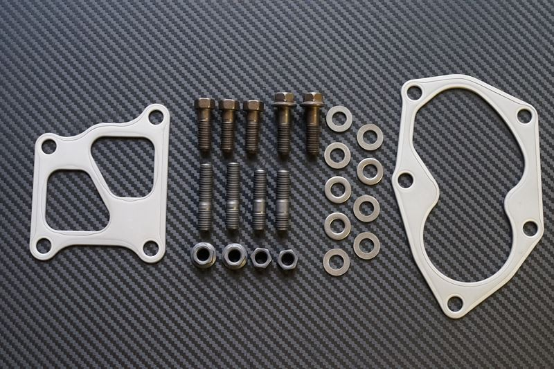 Ross Sport Standard Turbo Hardware Kit  Evo 49 CW gaskets