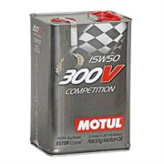 MOTUL: 300V COMPETITION 15W50 (5L)