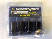 WEDSSPORT: SPORTS LUG NUT(S) - WS TYPE (12x1.5mm)