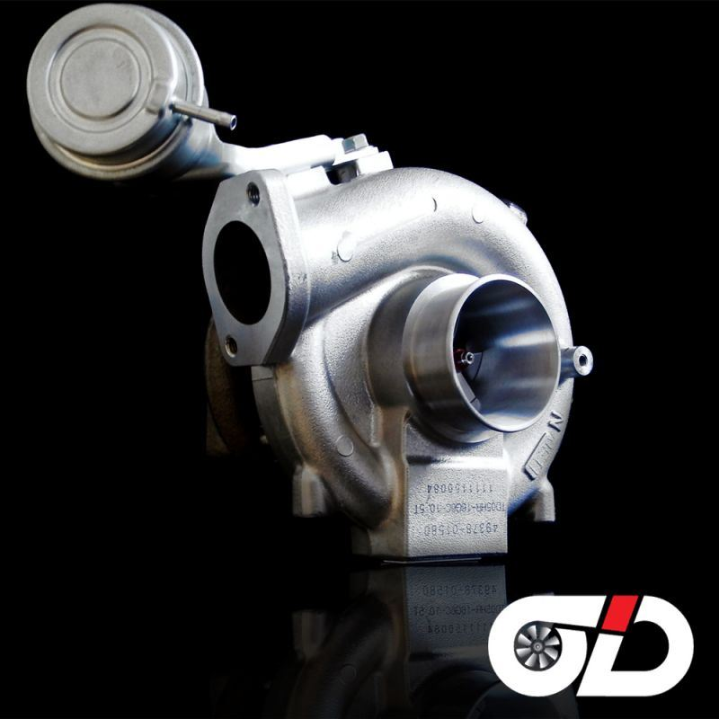 Used Evo X Turbo For Sale: Owens: 68HTA Turbo Kit